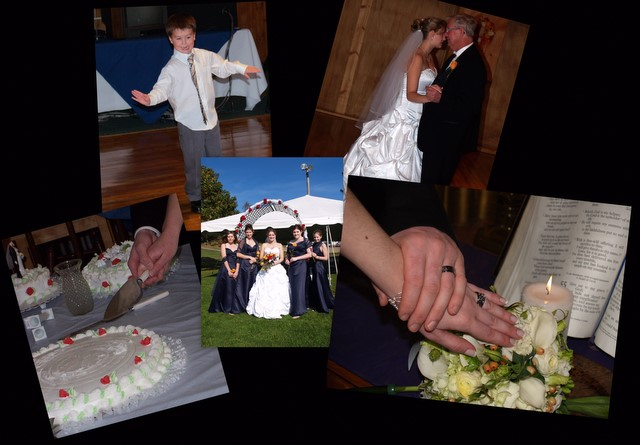 Wedding Collage - JoeyKelleyPhoto.com